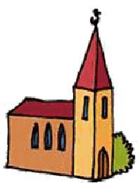 Kirche Grafik